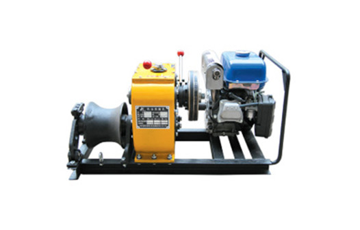 Fast Speed Shaft Drive Cable Winch Puller Wire Pulling Tools