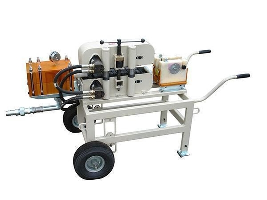 China Cable Blower Set Optical Fiber Cable Blowing Machine CLJ60S For Communication factory